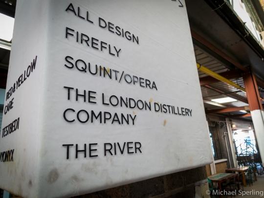 The London Distillery Company