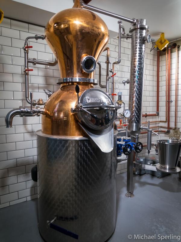 Destillatoren Christina