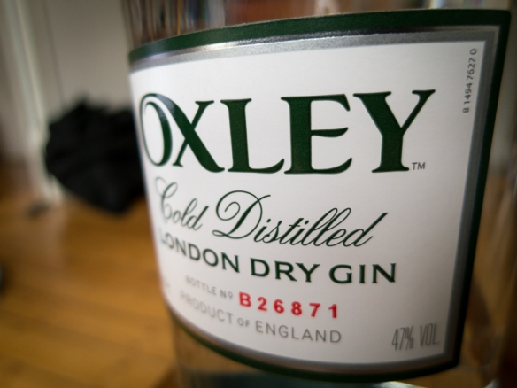 Oxley Gin. Foto: Michael Sperling