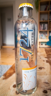 1724 Tonic Water. Photo by Michael Sperling, En Verden af Gin.