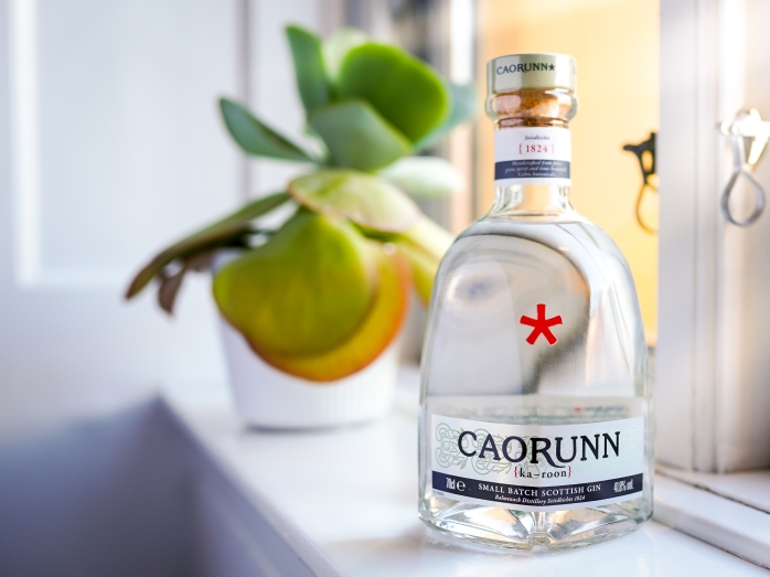 Caorunn Gin. Photo by Michael Sperling.