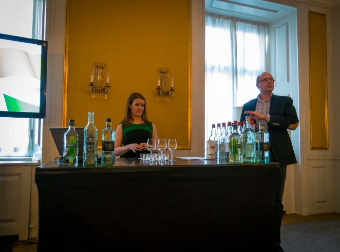 Joanne Moore og Interbrands Wines and Spirits