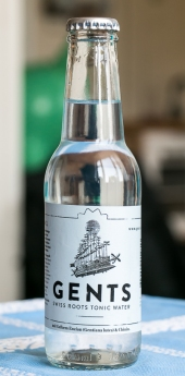 Gents Swiss Roots Tonic Water. Photo: Michael Sperling.