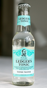 Ledger's Tonic Water. Photo by Michael Sperling.