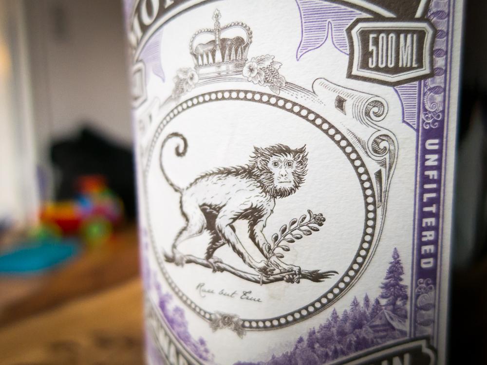 Aben Max på Monkey 47 Schwarzwald Dry Gin