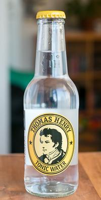 Thomas Henry Tonic. Photo by Michael Sperling, En Verden af Gin.