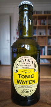 Fentiman's Tonic Water. Foto: Michael Sperling