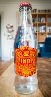 Indi Tonic Water. Photo by Michael Sperling, En Verden af Gin.