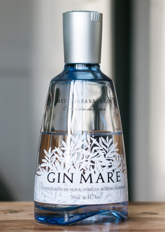 Gin Mare. Photo by Michael Sperling.