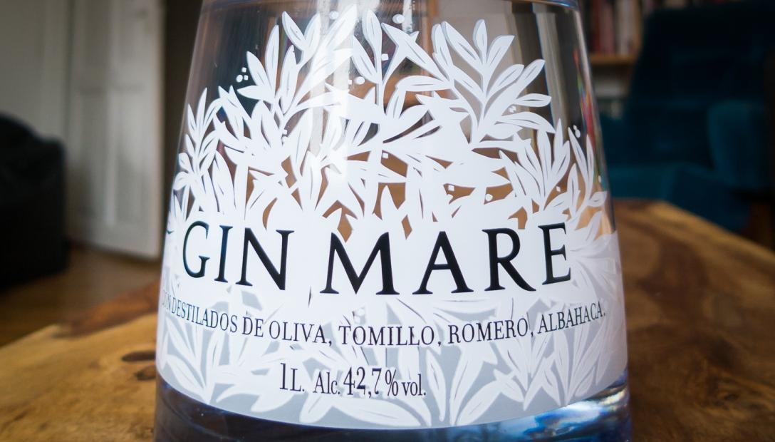 Gin Mare neat