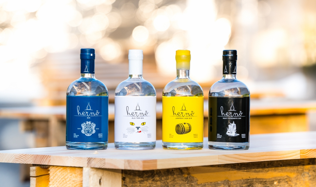 Hernö Gin Cocktail Awards 2019