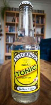 Ørbæk tonic. Photo by Michael Sperling, En Verden af Gin.