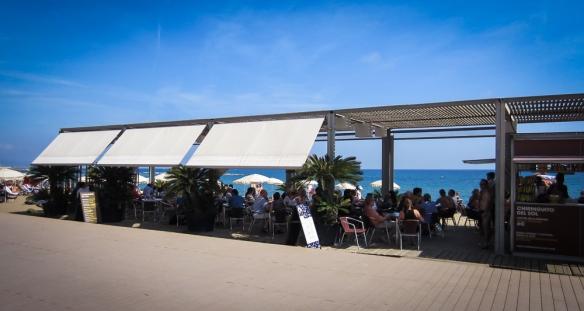 Playa de Sant Sebastiá