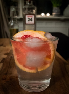 Beefeater 24 og Fever-Tree Tonic