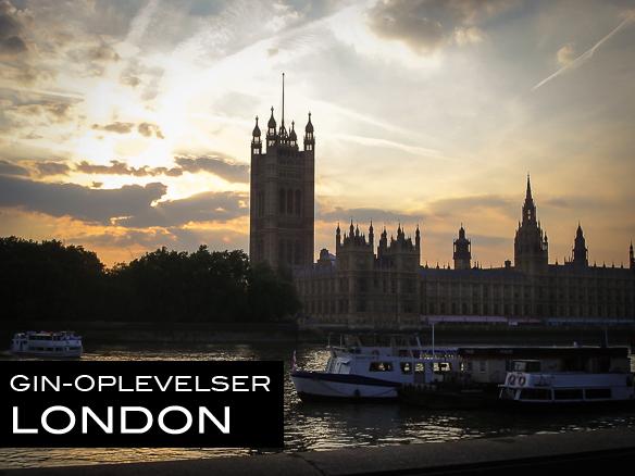 Gin-oplevelser i London