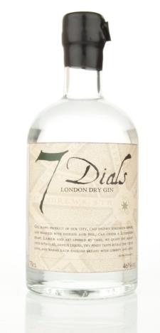 7 Dials Gin. Foto: Master of Malt