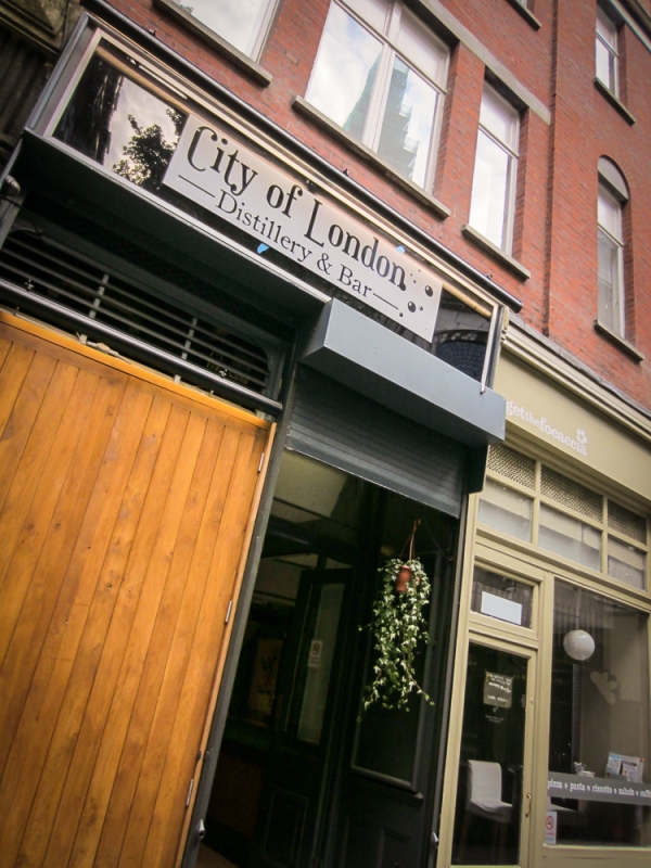 City of London Distillery and Bar