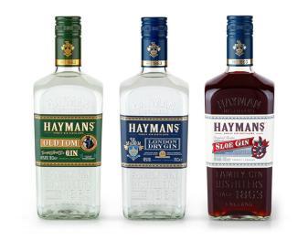 Hayman's nye design