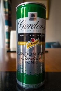 Gordon's Gin and Slimline Tonic