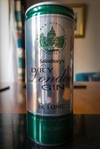 Sainsbury's Gin & Tonic