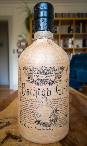Bathtub Gin. Foto: Michael Sperling