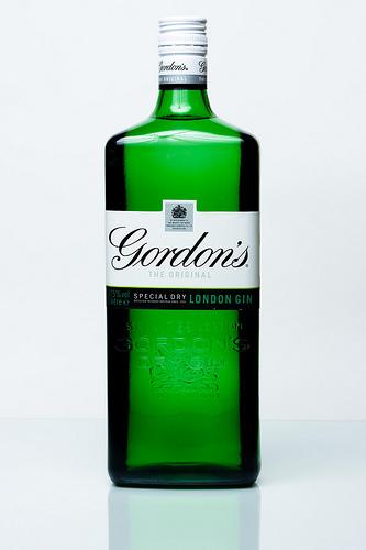 Gordon's Gin. Foto: Diageo