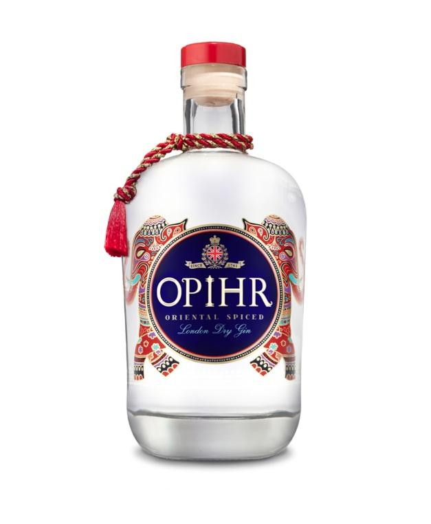 Opihr Oriental Spiced London Dry Gin. Foto: Quintessential
