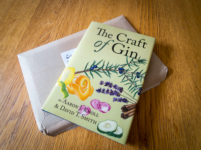 Cover of The Craft of Gin. Foto: Michael Sperling