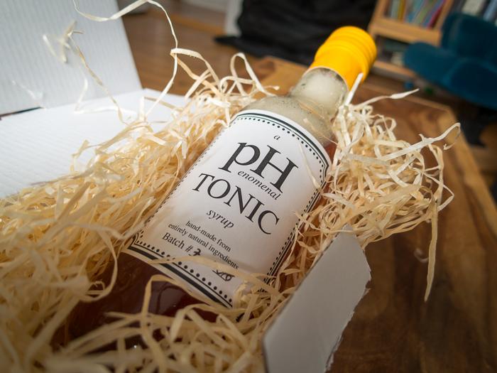 pHenomenal Tonic Syrup pakke