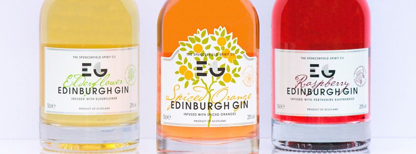 Edinburgh Gin varianter