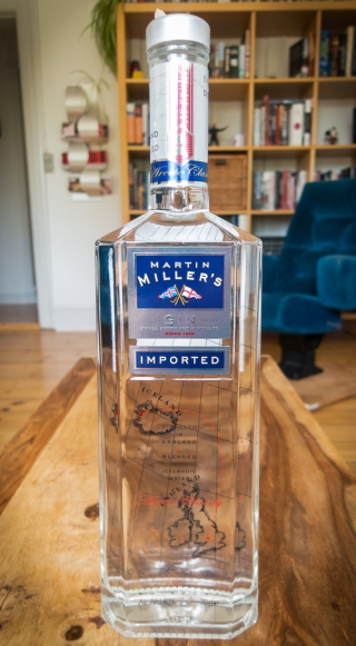 Martin Miller's Gin. Photo by Michael Sperling, En Verden af Gin.