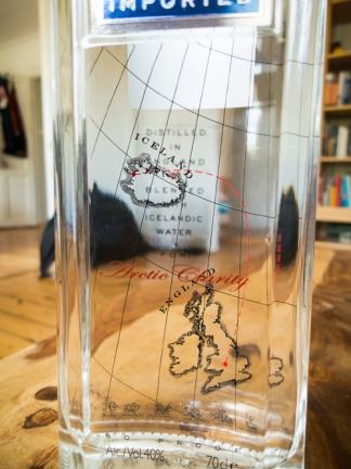 Martin Miller's Gin Shipping. Photo by Michael Sperling.