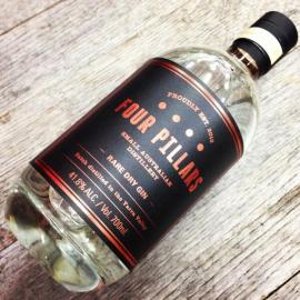 Four Pillars Gin. Photo by Four Pillars Gin