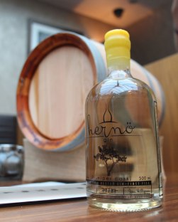 Hernö Juniper Cask Gin. Photo: Clayton Hartley.