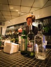 Cocktail session på K-Bar