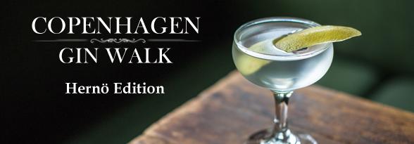 Copenhagen Gin Walk - Hernö Edition
