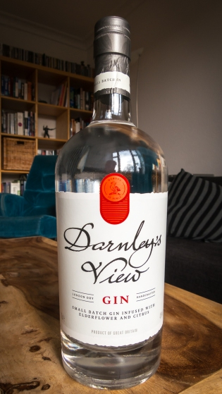 Darnley's View Gin. Photo by Michael Sperling.