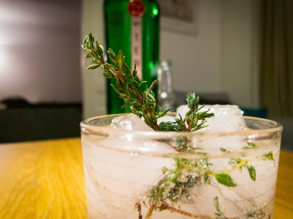 Fever-Tree Mediterranean Tonic GT Thyme