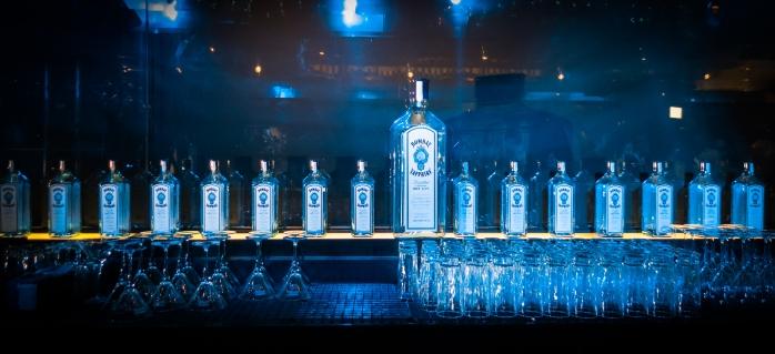Bombay Sapphire har indtaget Bar Tausend i Berlin. Photo: Michael Sperling.