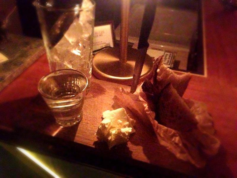 Bread and Water af Jonas Brandenborg Andersen fra Strøm Bar.
