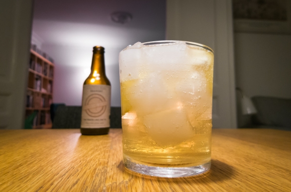 Colonial Tonic with Gin. Photo: Michael Sperling.