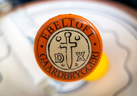 Ebeltoft Gaardbryggeri. Photo: Michael Sperling.
