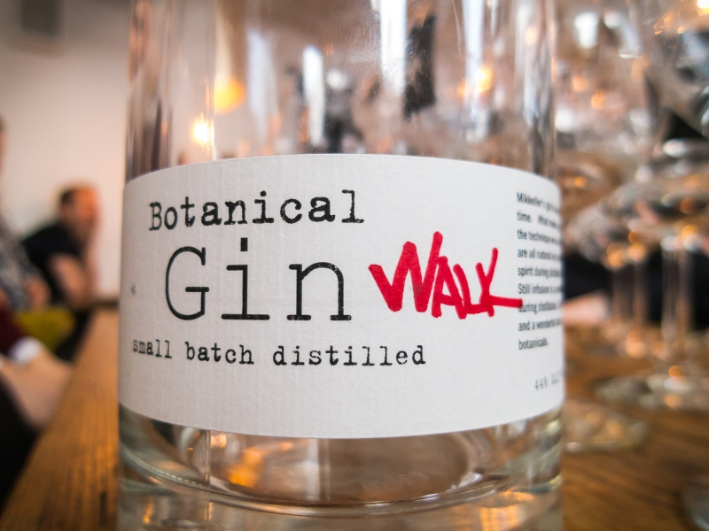Botanical Gin Walk. Mikkeller. Photo: Michael Sperling.