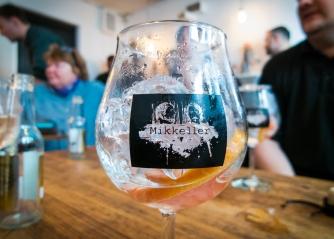Mikkeller Gin. Photo: Michael Sperling.