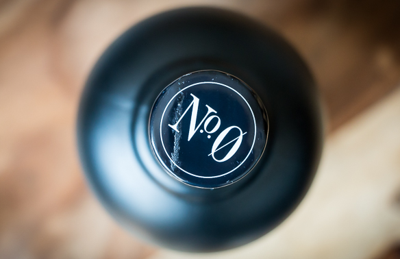 No. 0 Gin top. Photo: Michael Sperling.