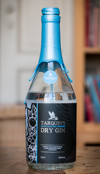 Tarquin's Gin. Foto: Michael Sperling