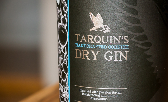 Tarquin's label