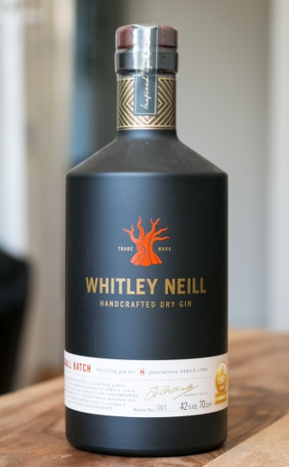 Whitley Neill Gin. Photo by Michael Sperling, En Verden af Gin.
