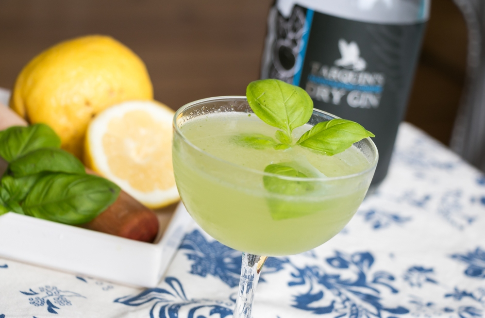 Basil Smash 3. Photo by Michael Sperling.
