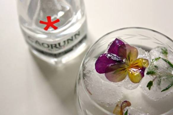 Caorunn Gin Drink. Photo by Caorunn Gin's Facebook Page.